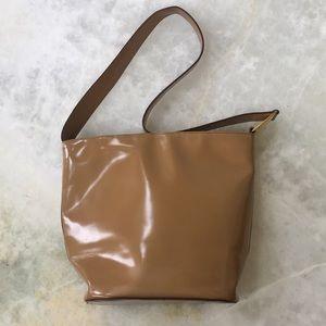 Adrienne Vittadini Camel Bag